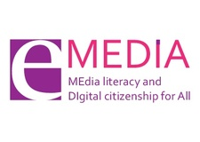 E Media Logo Full Title 001